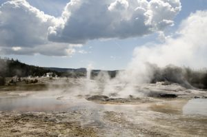 Yellowstone National Park -- Jackson Hole, WY