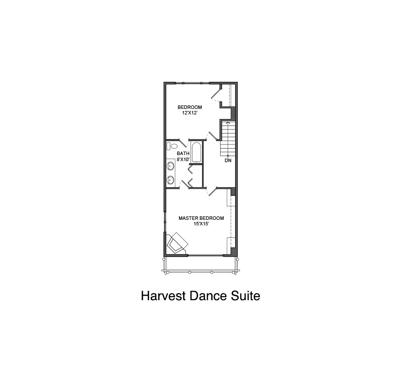 Suites Floor Plan